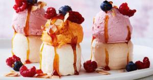 gelato frutta